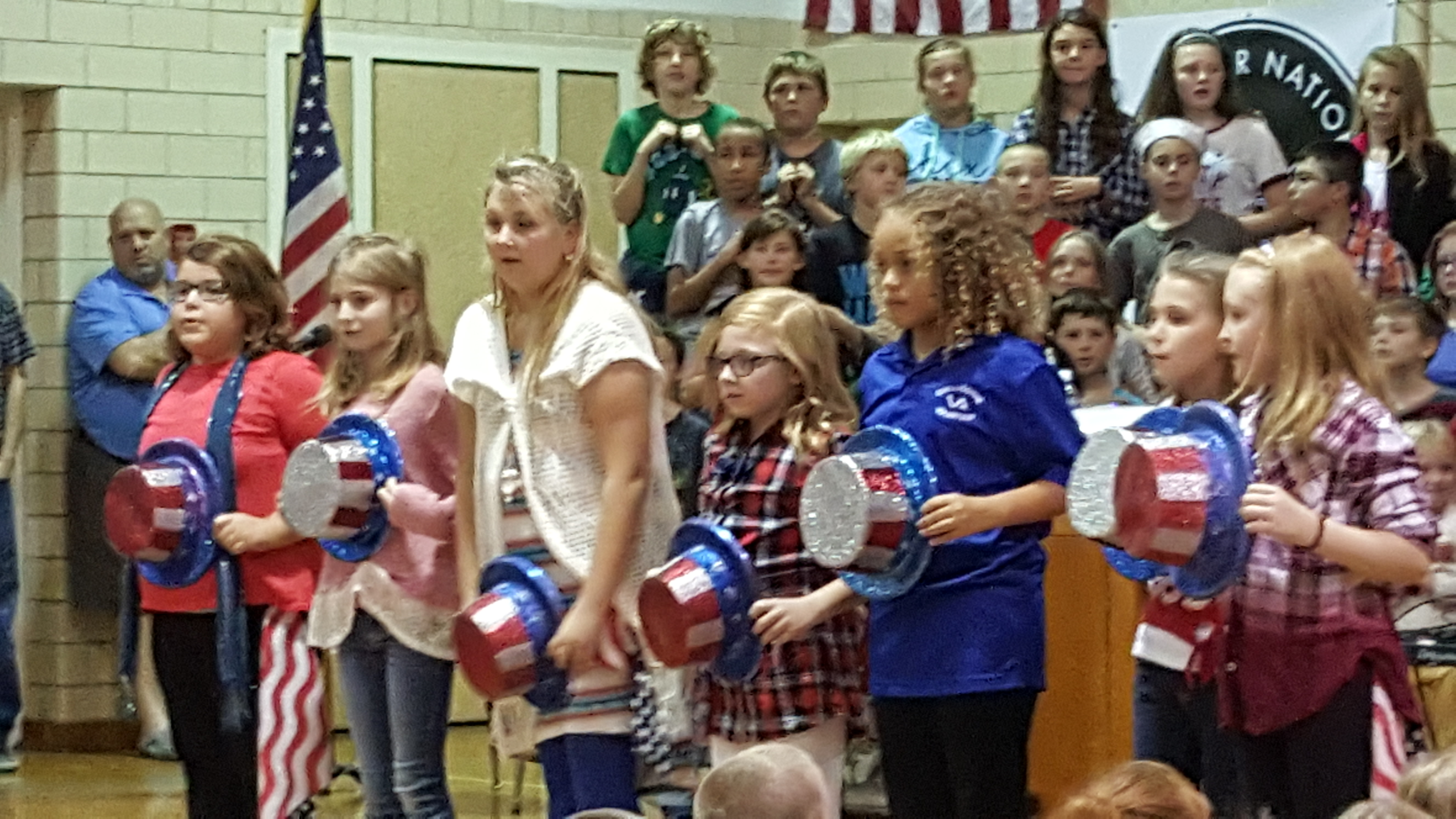 Tiffin Thanks our Veterans
