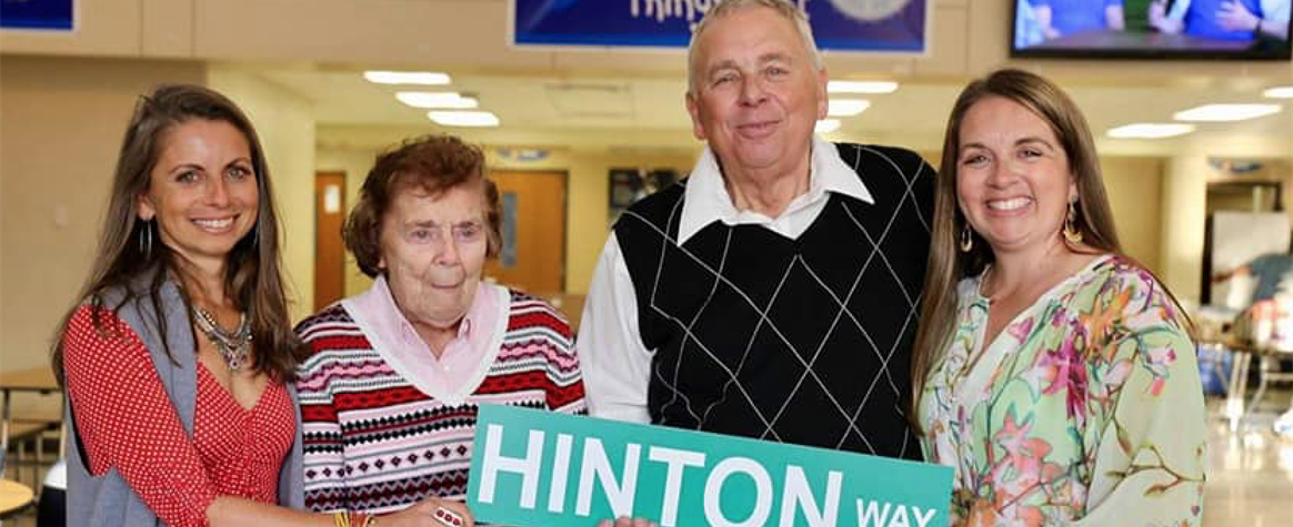Hinton Way